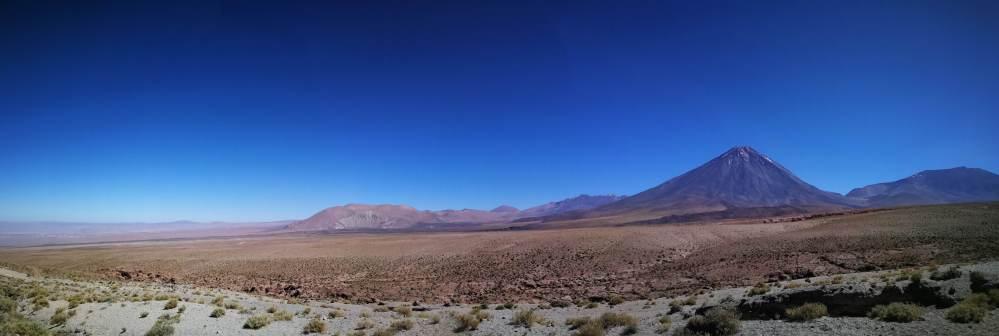 Volcán Licancabur Ruta Paso de Jama