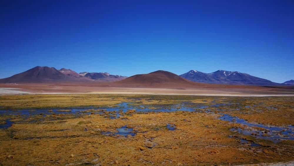 Cordillera de los Andes Chile Atacama