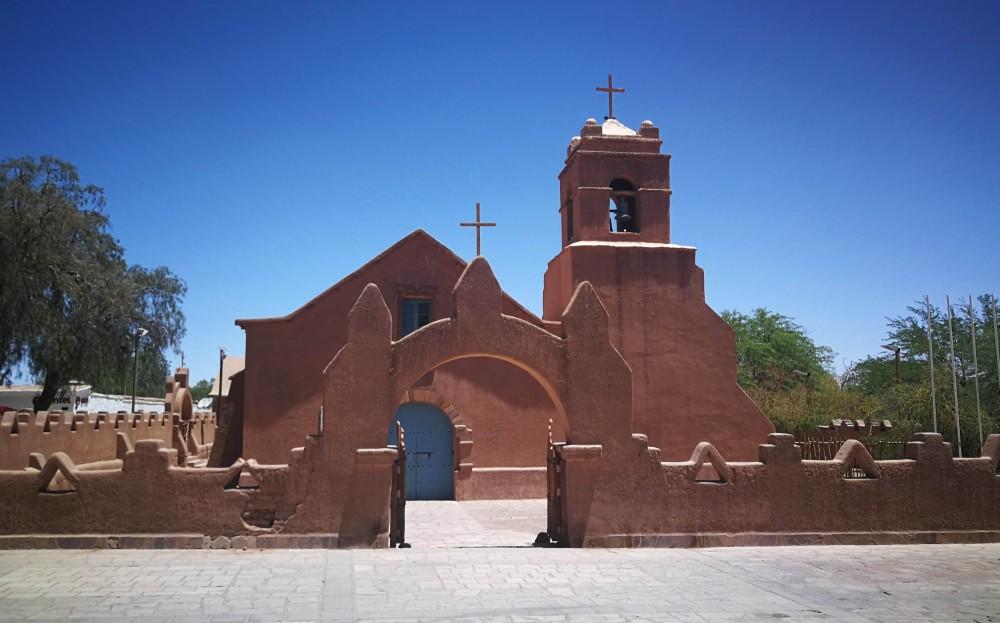 Camino en Atacama